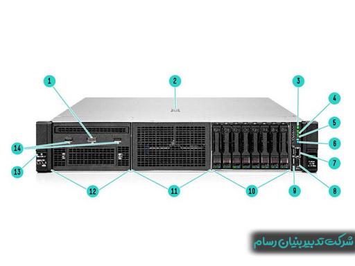 سرورHPE DL380 Gen10 Plus